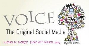 World Voice Day 2015